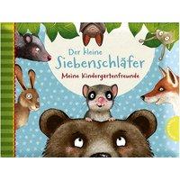 Buch - Der kleine Siebenschläfer: Meine Kindergartenfreunde