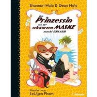 Buch - Die Prinzessin mit der schwarzen Maske macht Urlaub, Band 4
