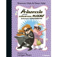 Buch - Die Prinzessin mit der schwarzen Maske bekommt Verstärkung, Band 5