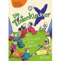 Buch - Die Tintenkleckser: Mit Schlafsack in die Schule, Band 1