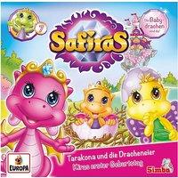 CD Safiras 07 - Tarakona und die Dracheneier/Kiras erster Geburtstag Hörbuch