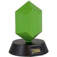 Zelda Grüner Rupien 3D Leuchte