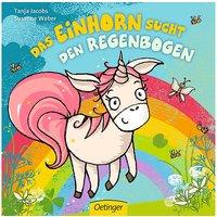 Buch - Das Einhorn sucht den Regenbogen