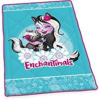Tagesdecke Enchantimals, 140 x 200 cm