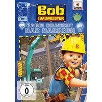 DVD Bob der Baumeister 15 - Baggi braucht das Baggern Hörbuch