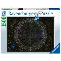 Puzzle 1500 Teile, 80x60 cm, Universum