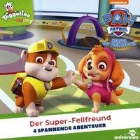CD Paw Patrol 10 - Der Super-Fellfreund Hörbuch
