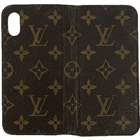 Louis Vuitton Iphone X-Xs Cover Case, Pink