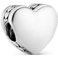 Charm corazón Talla única Sin gema