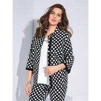 Jacket 3/4-length sleeves Persona by Marina Rinaldi multicoloured