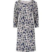 Jersey dress 3/4-length sleeves Betty Barclay multicoloured