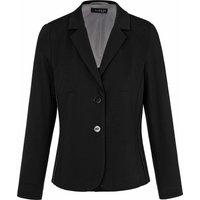 Jersey-Blazer Looxent schwarz