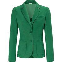 Jersey-Blazer St. Emile grün
