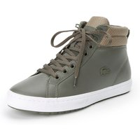 Ankle-high Sneakers Lacoste Green