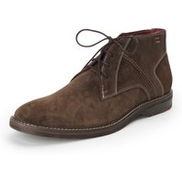 Dalbert Ankle-high Lace-ups In 100% Leather Lloyd Brown