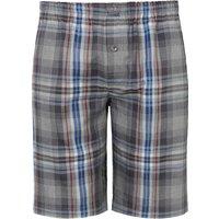Woven Pyjama Shorts Jockey Grey