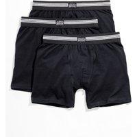Boxer Shorts – Pack Of 3 Jockey Black
