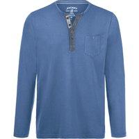 Night Shirt 1/1-length Sleeves Jockey Blue