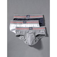 Briefs By – Pack Of 3 Jockey Multicoloured