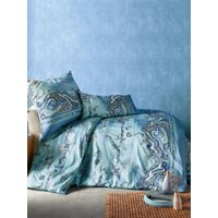 2-piece Set: Bed Linen 53x79 Ins Bassetti Blue