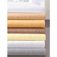 Fitted Sheet Schlafgut Beige