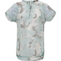 Blouse Short Raglan Sleeves Windsor Multicoloured