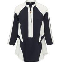 Blouse Top 3/4-length Sleeves Bogner Multicoloured
