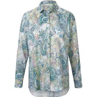 Blouse Paisley Design Eterna Multicoloured