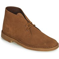 Clarks  Desert Boot  mens Mid Boots in Brown