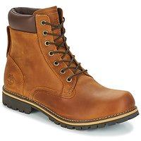 Timberland  EK RUGGED 6 IN PLAIN TOE BOOT  men s Mid Boots in Brown