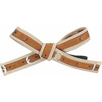 Alexis Mabille Clip Brooch Pin In Brown