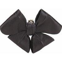Alexis Mabille Clip Brooch Pin In Black