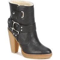 Belle by Sigerson Morrison  ZUMA  women s Low Ankle Boots in Black