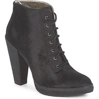 Belle by Sigerson Morrison  HAIRCALF  women s Low Ankle Boots in Black