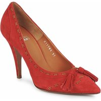 Michel Perry  CAMOSCIO  womens Court Shoes in Red