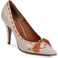 Michel Perry  CAMOSCIO  womens Court Shoes in Beige