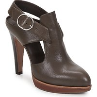Michel Perry  MADRAS  womens Court Shoes in Brown