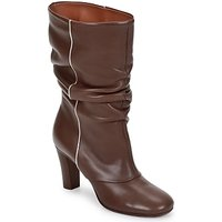 Michel Perry  SAHARA  womens Low Ankle Boots in Brown
