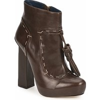 Pollini  PA2405  women s Low Ankle Boots in Brown