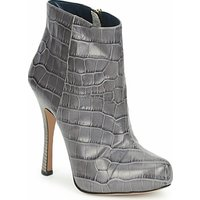 Pollini  PA2115  women s Low Ankle Boots in Grey
