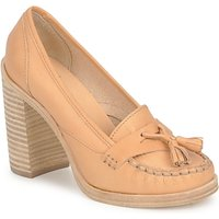 Swedish hasbeens  TASSEL LOAFER  womens Court Shoes in Beige