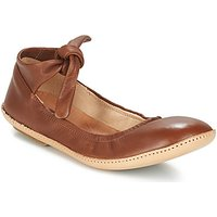 Neosens  DOZAL  women's Shoes (Pumps / Ballerinas) in Brown
