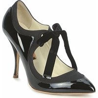 Rupert Sanderson  BLAZE  womens Court Shoes in Black