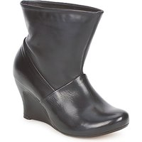 Vialis  SILINI  women s Low Ankle Boots in Black