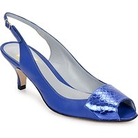 Fred Marzo  LILI SLING  women s Sandals in Blue