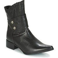 Betty London  DROUVOU  womens Low Ankle Boots in Black