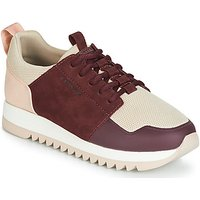 G-Star Raw  DELINE WMN  women's Shoes (Trainers) in Pink