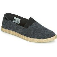 Quiksilver  ESPADRILLED M SHOE SBKM  men's Espadrilles / Casual Shoes in Black