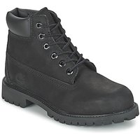 Timberland  6 IN CLASSIC  girls s Children s Mid Boots in Black