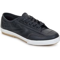Feiyue  FE LO PLAIN CHOCO  women s Shoes  Trainers  in Black